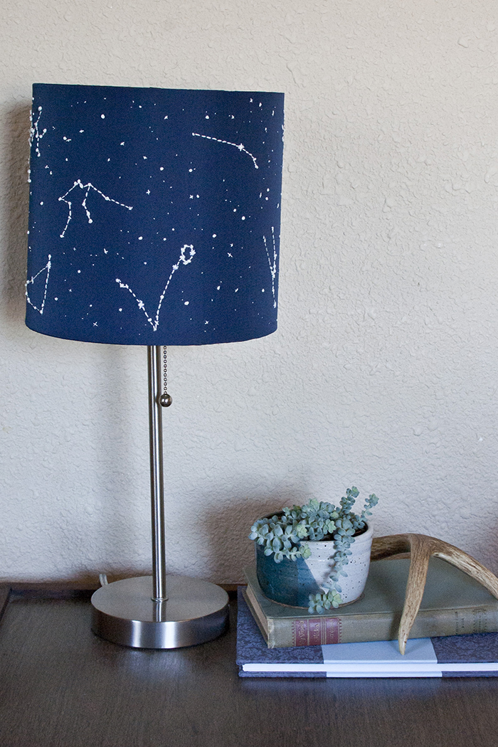 diy constellation lamp diy in pdx. Black Bedroom Furniture Sets. Home Design Ideas