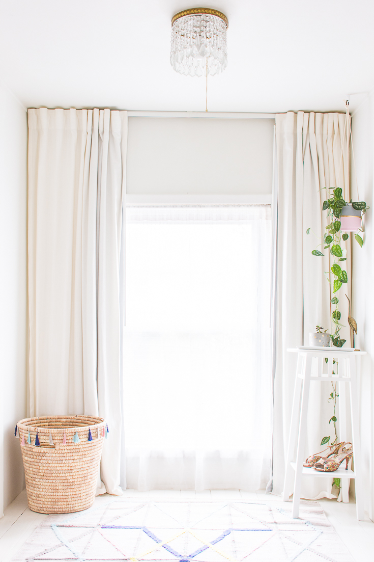 Make Your Windows Look Bigger By Hanging Your Curtains Right